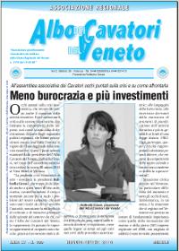 Notiziario di maggio - giugno 2010
