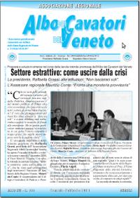 Notiziario di gennaio - febbraio 2011